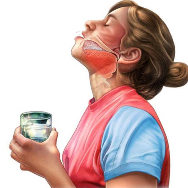 Как закалять горло взрослому, чтобы не простывать – укрепление и повышение иммунитета