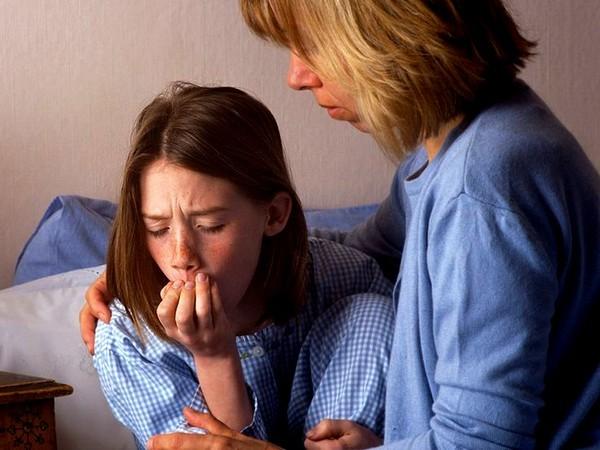 Что делать если сильный кашель у ребенка ночью – как снять и остановить приступ