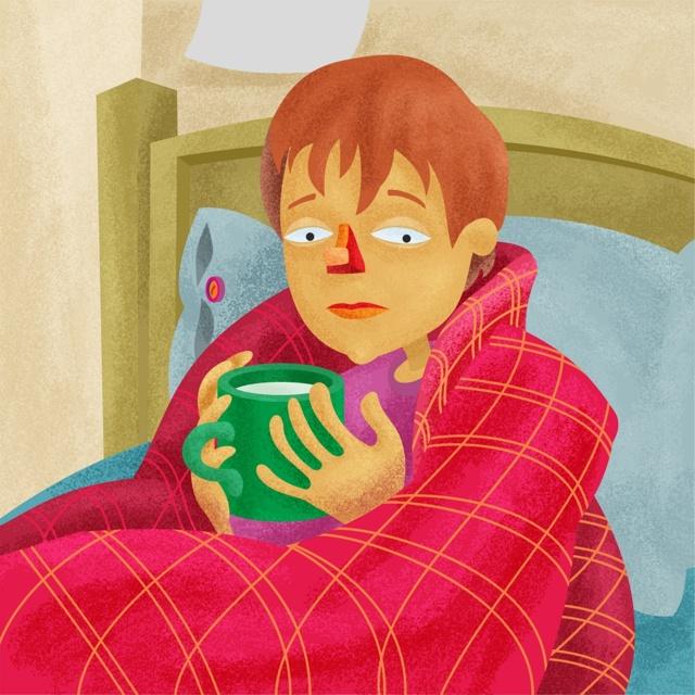 У ребенка заложен нос - почему постоянно закладывает и не дышит