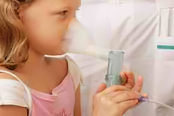 Ингаляции при мокром и сухом кашле у детей - лечение ребенка