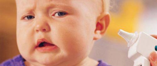 У новорожденного грудничка насморк и кашель - причины и что делать