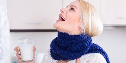 Чем лечить горло в домашних условиях быстро – как избавиться от боли дома