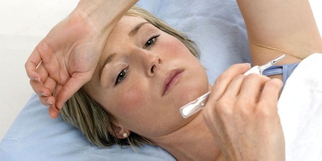 Какая температура при ангине у взрослых - всегда ли она бывает 37 – 38
