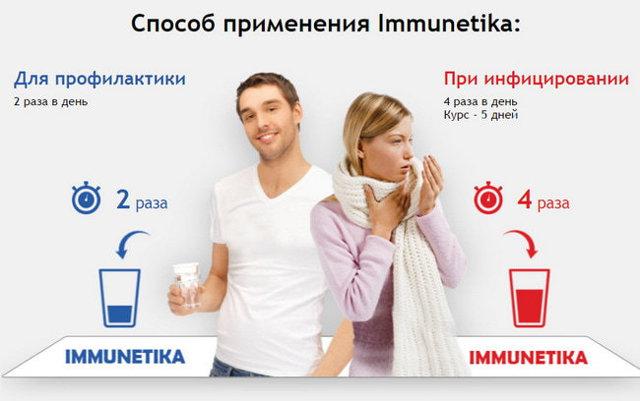 Капли immunetika: отзывы, где купить и цена