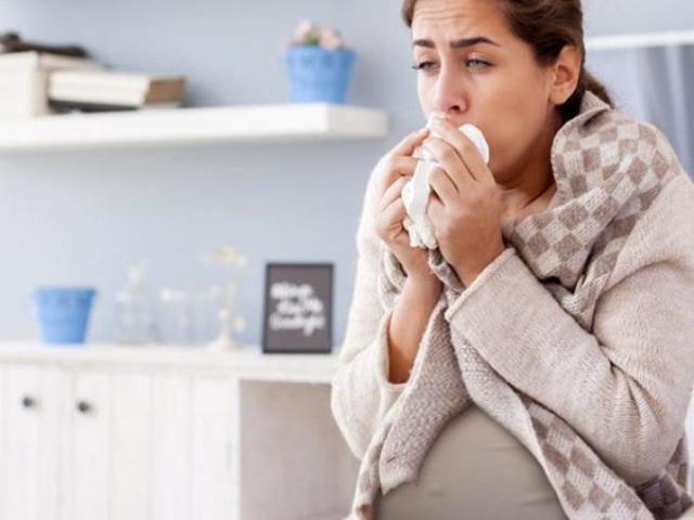 Кашель при беременности в 3 триместре – чем и как лечить (таблетки и лекарства)