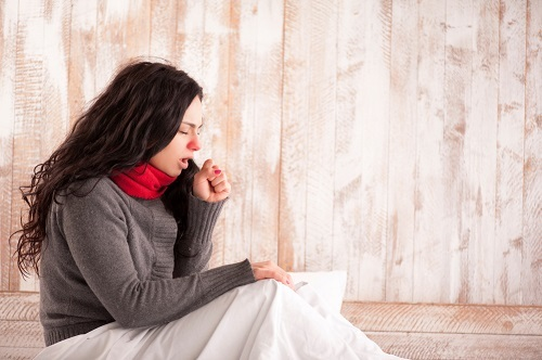 Что делать, если сильный кашель при беременности
