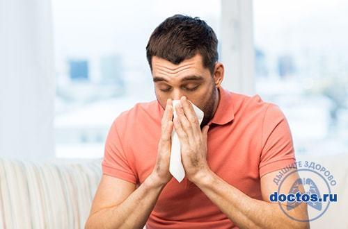 Симптомы ринита и его признаки у взрослых