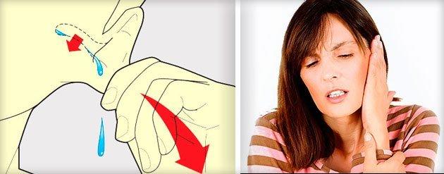 Антибиотики и ушные капли при гнойном отите - препараты и лекарства