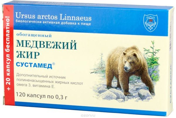Медвежий жир при кашле – как применять для детей и взрослых