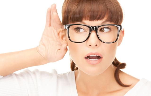 Не слышит ухо и не болит – пропал слух и глухота