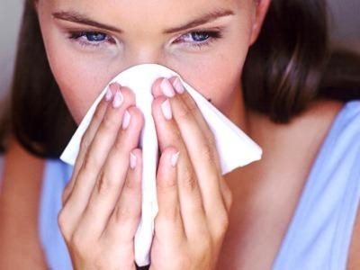 Чешется, зуд в носу и чихание – что делать и чем закапать
