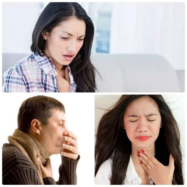 Как лечить кашель и першение в горле - что делать, чтобы вылечить