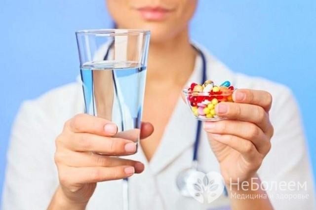 Чем лечить гнойную ангину у взрослого – лекарства и средства