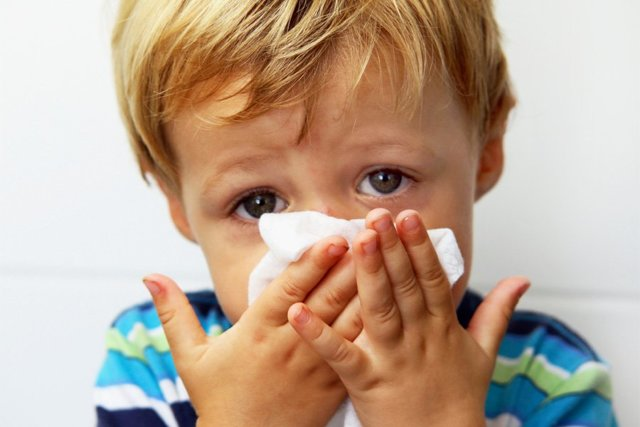 Зеленые сопли у ребенка – причины и что означает такой насморк