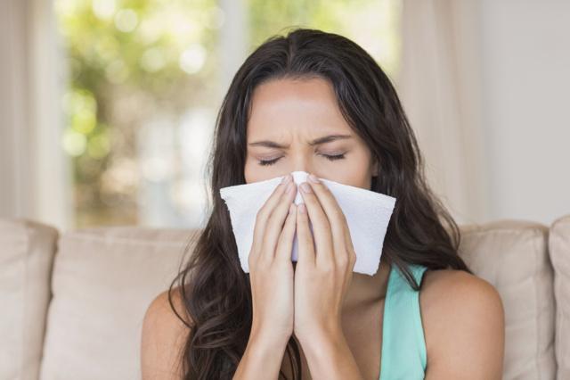 Симптомы заболеваний и повреждений носа