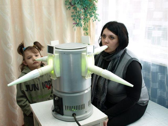 Лечение носоглотки амбулаторно и в домашних условиях