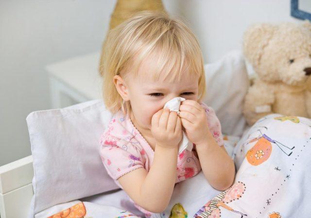 Как лечить аллергический ринит у детей – что подойдет для ребенка