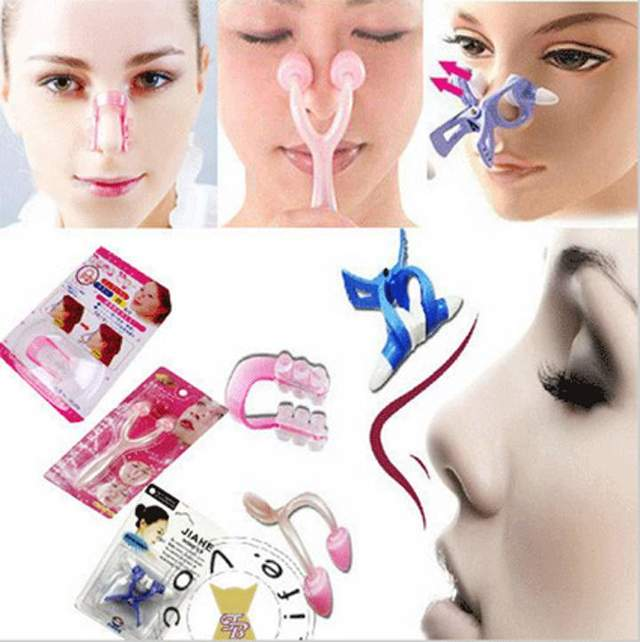 Безоперационная коррекция и исправление носа – как его уменьшить без операции