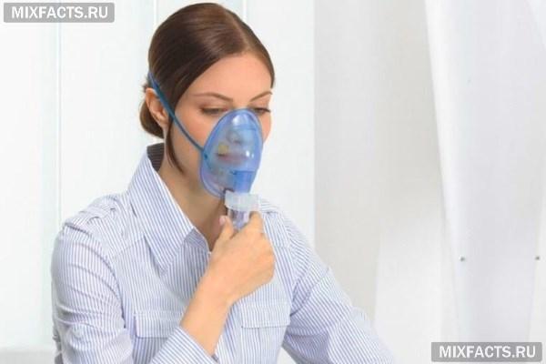 Ингаляция при насморке в домашних условиях – как правильно сделать