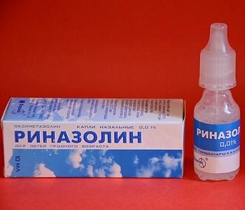 Сосудосуживающие капли и препараты в нос для детей - список лучших