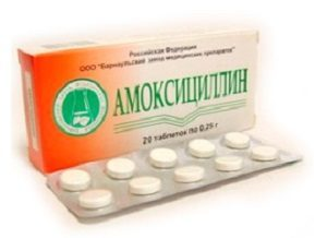 Антибиотики при боли в горле местного действия для взрослых
