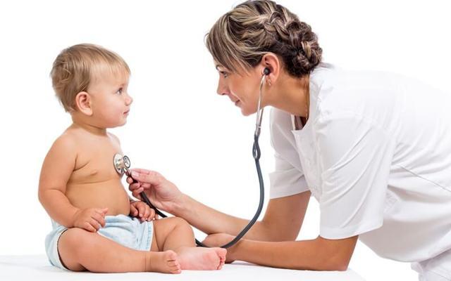 Как лечить горло ребенку до 3 лет (1, 2 и 3 года)