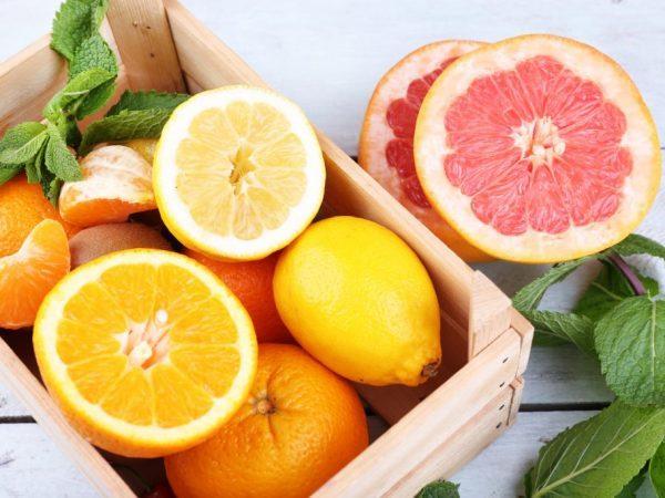 Можно ли есть цитрусовые при ангине – мандарины, грейпфрут и апельсины