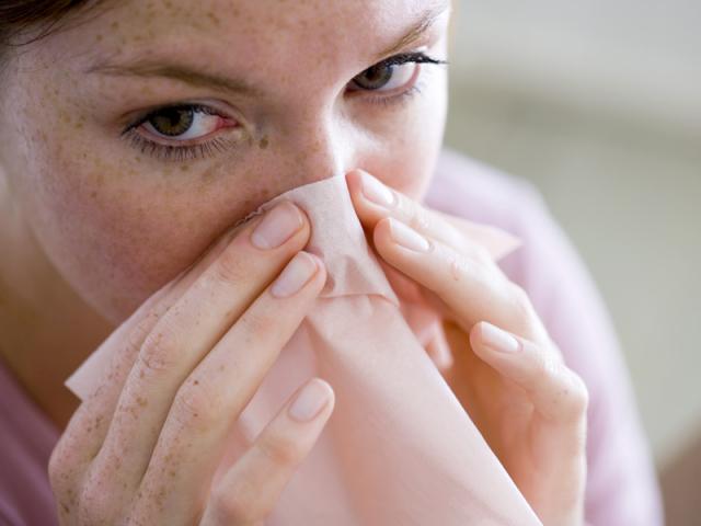 Почему в носу образуются кровяные корочки – причины запекания крови