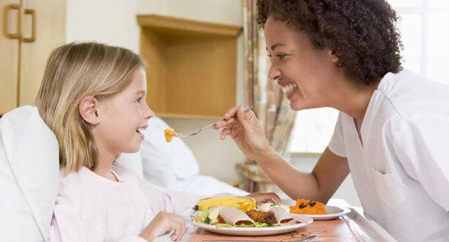 Чем кормить ребенка при ангине – диета и питание для детей