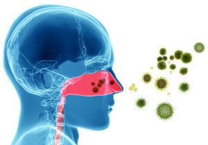 Вирусная инфекция горла - лечение заболевания и боли