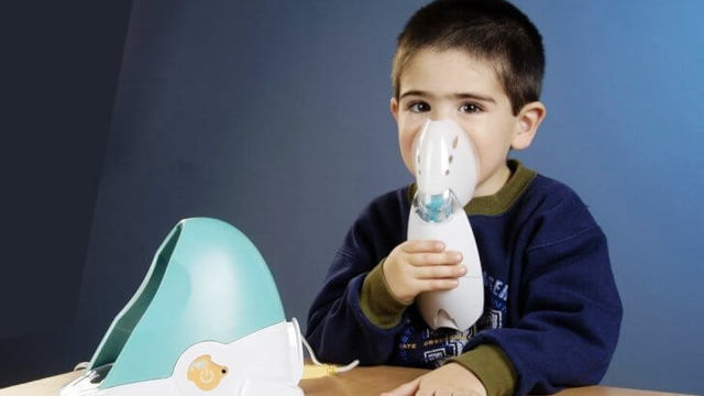 Ингаляции при ангине у детей небулайзером - как правильно делать ребенку