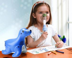 Ингаляции при насморке для детей – можно ли делать и рецепты