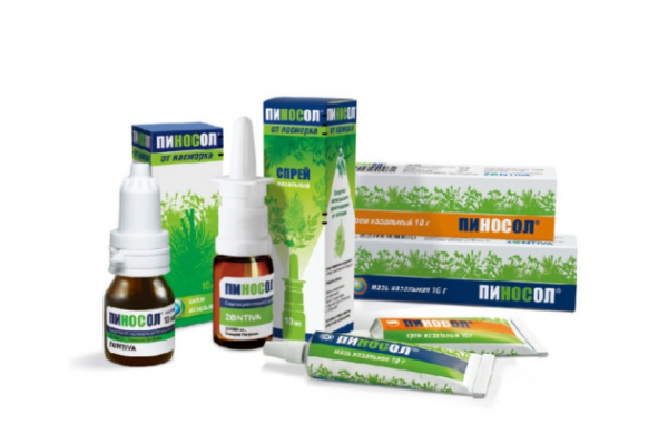 Капли в нос при аллергическом рините и насморке - список препаратов