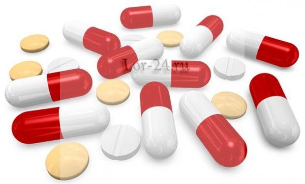 Антибиотики при сухом кашле у взрослых – список лучших препаратов