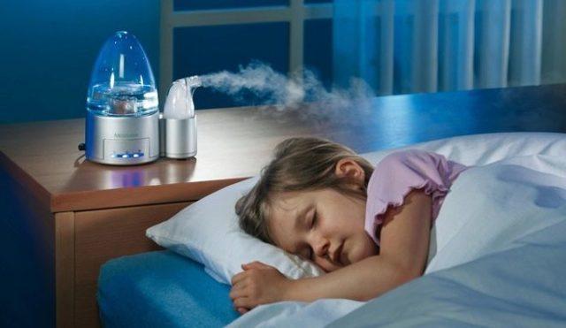 Как снять отек слизистой носа у ребенка – лучшие способы лечения
