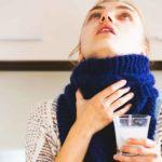 Ромашка при ангине у взрослых – как правильно полоскать горло