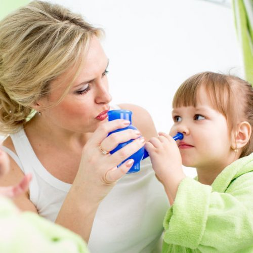 Как и чем лечить гайморит у ребенка в домашних условиях