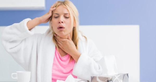 Чем лечить першение в горле – таблетки, средства и лекарства