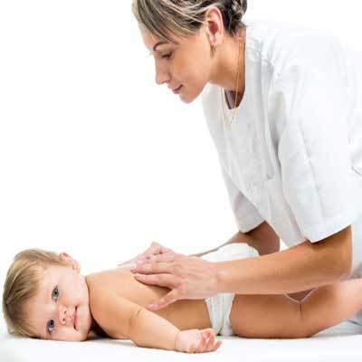 Массаж при кашле у ребенка – как делать дренажные и точечные процедуры