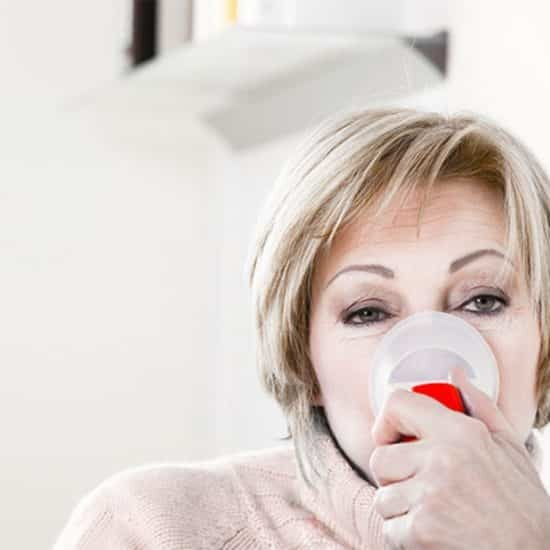 Ингаляции для лечения боли в горле