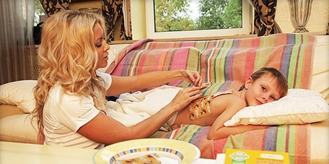 Капустный лист с медом от кашля для детей и взрослых