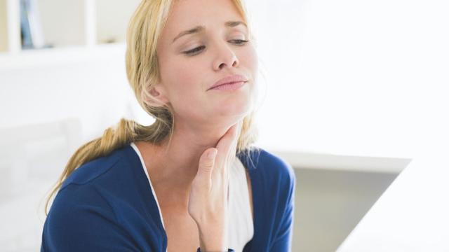 Неприятные ощущения и дискомфорт в горле и гортани – причины