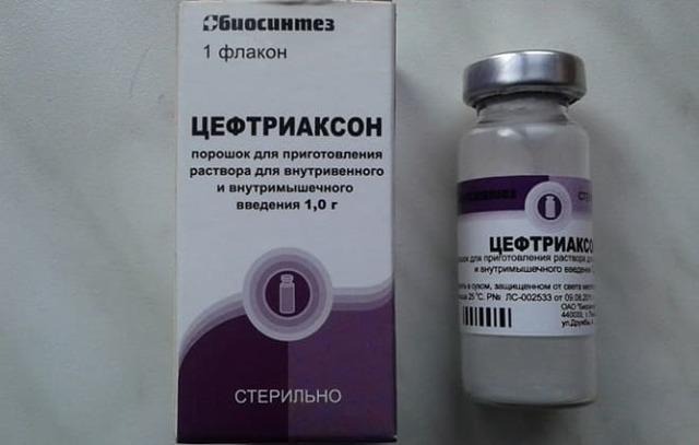 Антибиотики при ангине в уколах внутримышечно для взрослых