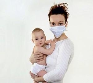Капли в нос при лактации и грудном вскармливании для кормящих мам