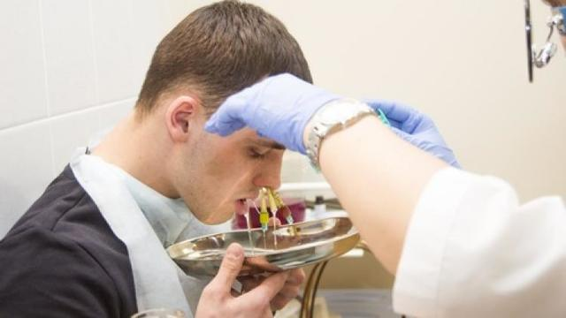 Ямик процедура при гайморите - лечение синус-катетером