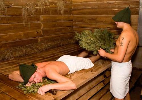 Можно ли ходить в баню и париться в сауне при гайморите