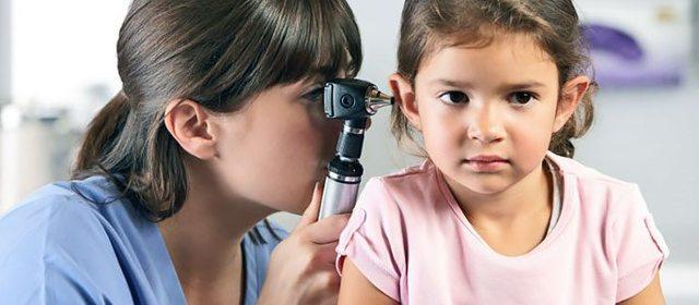 Острый гнойный средний отит - симптомы и лечение у взрослых и детей