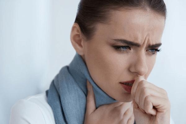 Болит трахея – почему появляются боли при надавливании и вдохе