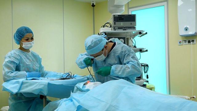 Удаление гланд и миндалин лазером (тонзиллэктомия)