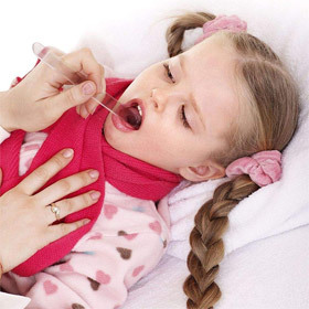 Народные средства от ангины у детей – как правильно лечить ребенка